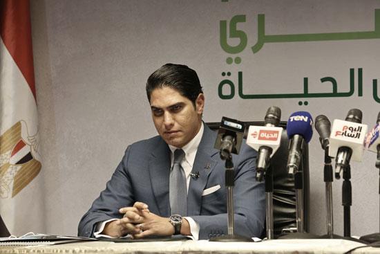 مؤسسة أبو هشيمة الخير وبنك الطعام يوقعان برتوكولا لمساعدة مليون مصرى (3)