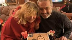 سهير رمزي تحتفل بعيد ميلادها