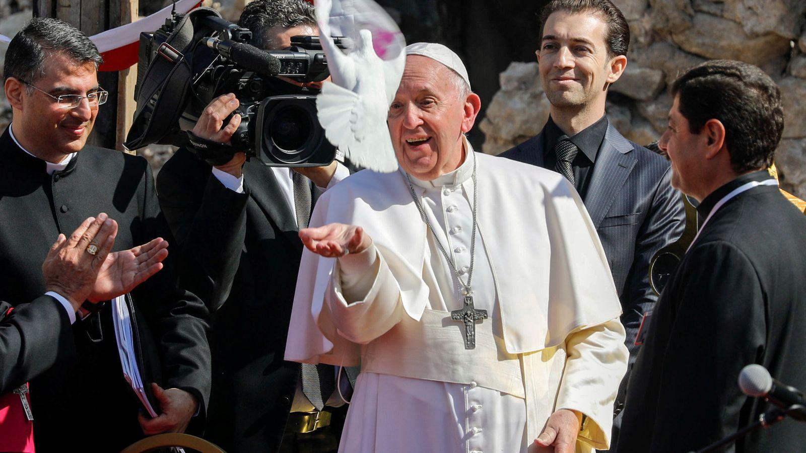 بابا الفاتيكان في العراق (4)