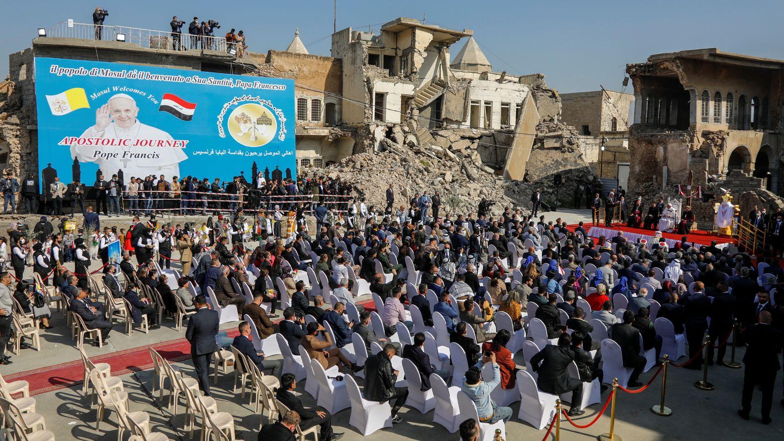 بابا الفاتيكان في العراق (3)