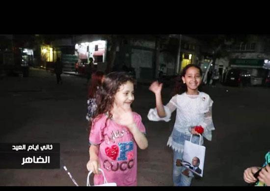 هدية الرئيس للأطفال (3)