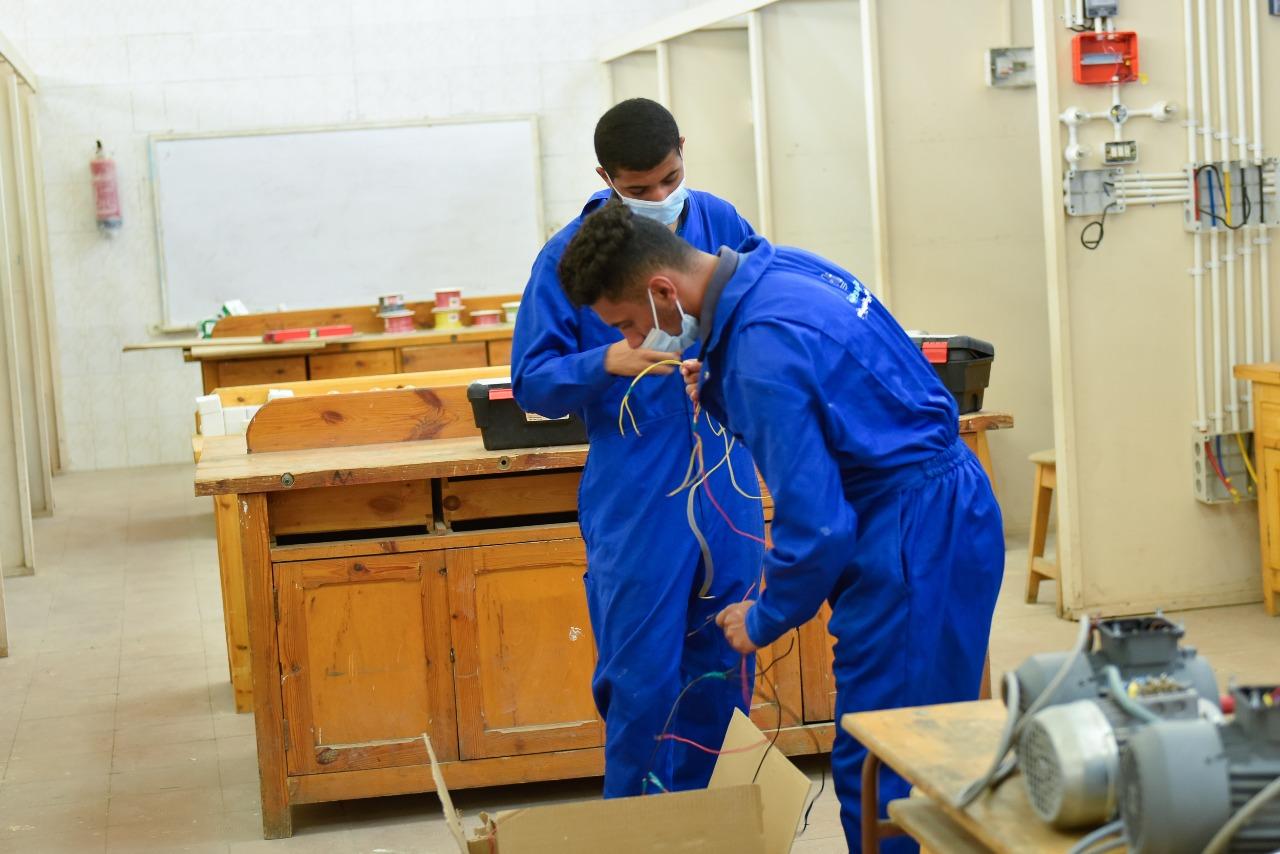 التربية والتعليم تعلن عن فتح باب الالتحاق بمدرسة متولي الشعراوي للتكنولوجيا التطبيقية  (10)