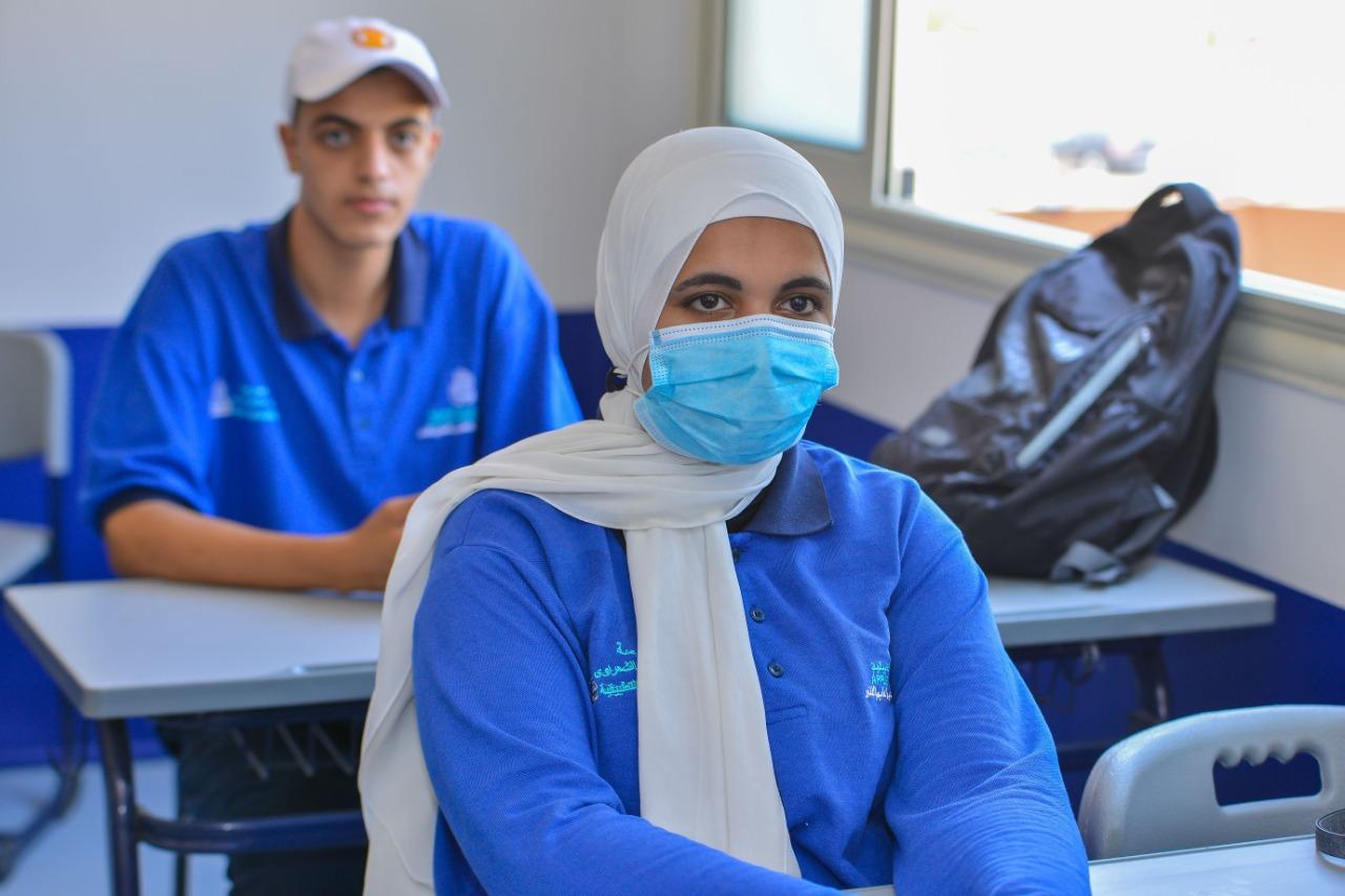 معسكر القادة لطلبة وطالبات مدرسة الإمام محمد متولي الشعرواي للتكنولوجيا التطبيقية (6)