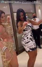 رقص رانيا يوسف