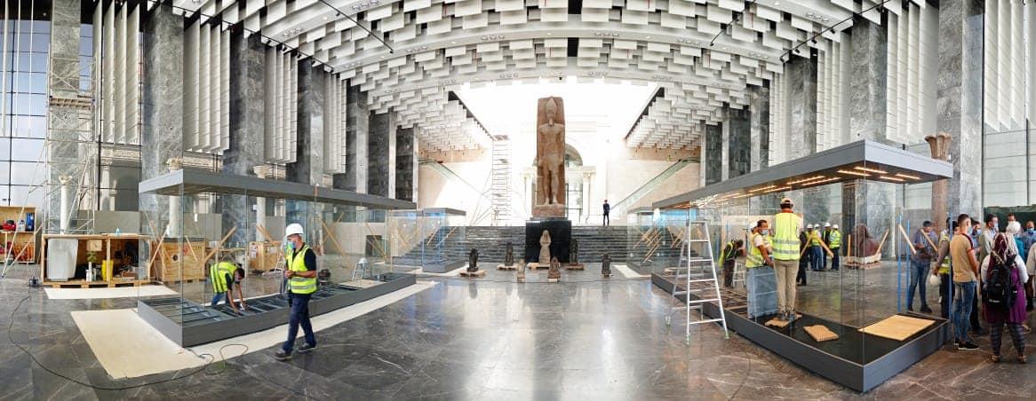 متحف العاصمة الادارية
