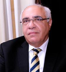 الدكتور عبادة سرحان، رئيس جامعة المستقبل