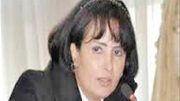 عزة العشماوى تزور الامهات السجينات للاطمئنان علي مراعاة حقوق الانسان
