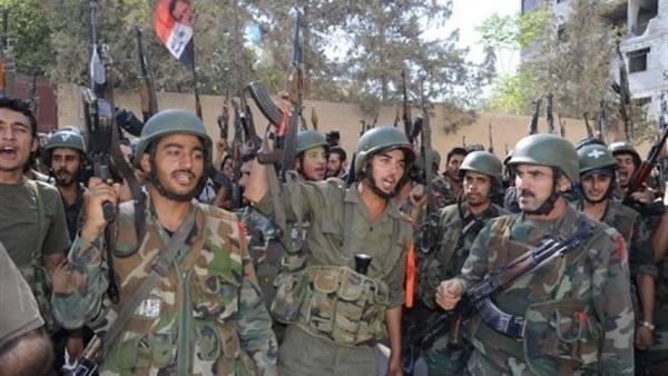 مصدرعسكري سوري: الجيش يستعيد مدينة القريتين بالكامل من يد «داعش»