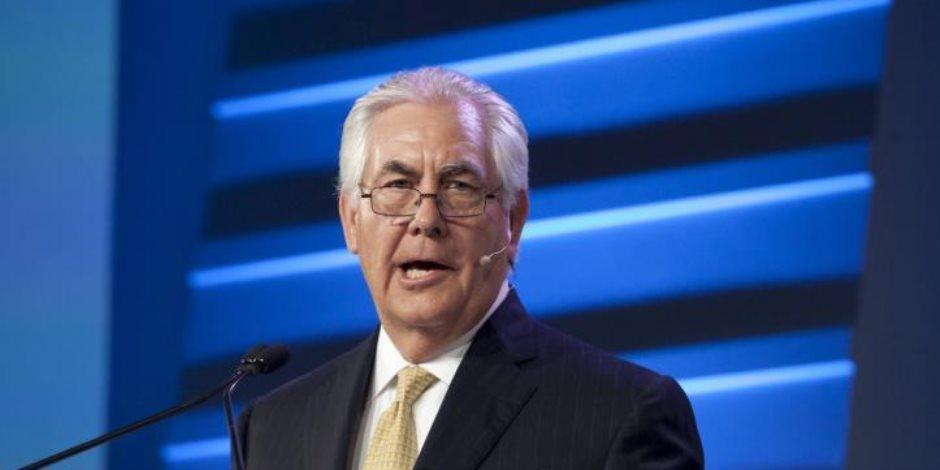 """""""الخارجية الأمريكية"""" :تيلرسون باق على رأس الدبلوماسية الأميركية"""