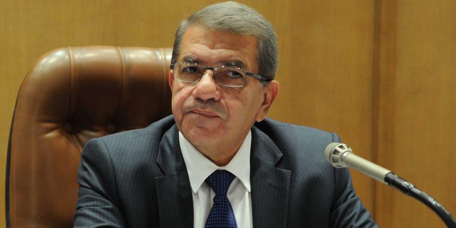 عمرو الجارحي: صندوق النقد الدولى لم يفرض علينا أى شروط