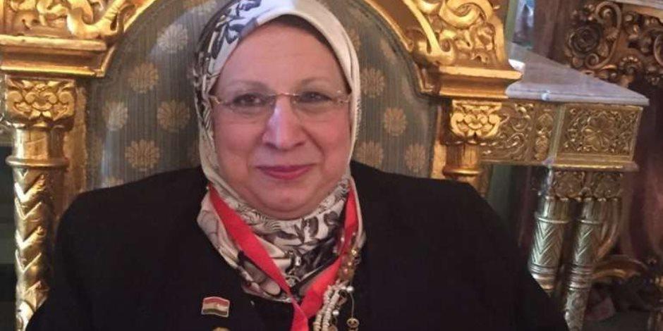 نائبة بالبرلمان: قانون التأمين الصحي خرج من البرلمان في أفضل صورة