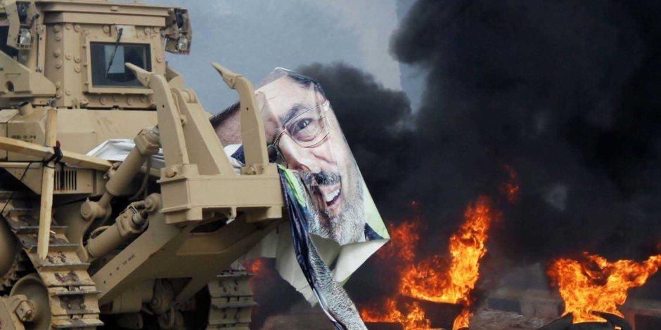 ذكرى مستنقع الإجرام في رابعة.. عندما انتصر الشعب على الإرهاب