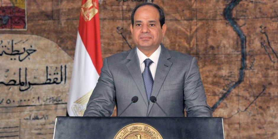 اللجنة القومية لتطوير القاهرة التراثية ترفع تقريرا شاملا للرئيس السيسي