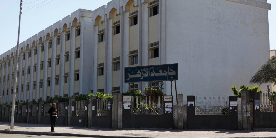 رئيس جامعة الأزهر يتفقد كلية الدراسات الإسلامية بأسوان