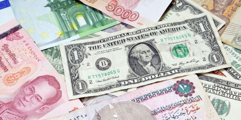 أسعار العملات مقابل الجنيه في تعاملات اليوم الجمعة
