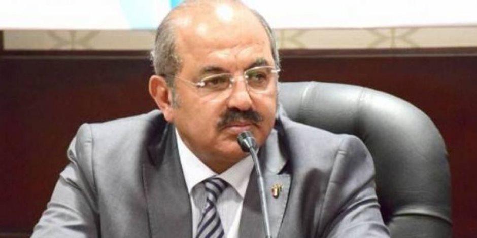 لجنة فض المنازعات الرياضية برئاسة رئيس اللجنة الأولمبية المصرية