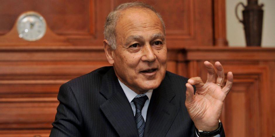 دبلوماسى عربى: مصر قررت إعادة ترشيح أحمد أبو الغيط أمينا عاما للجامعة العربية