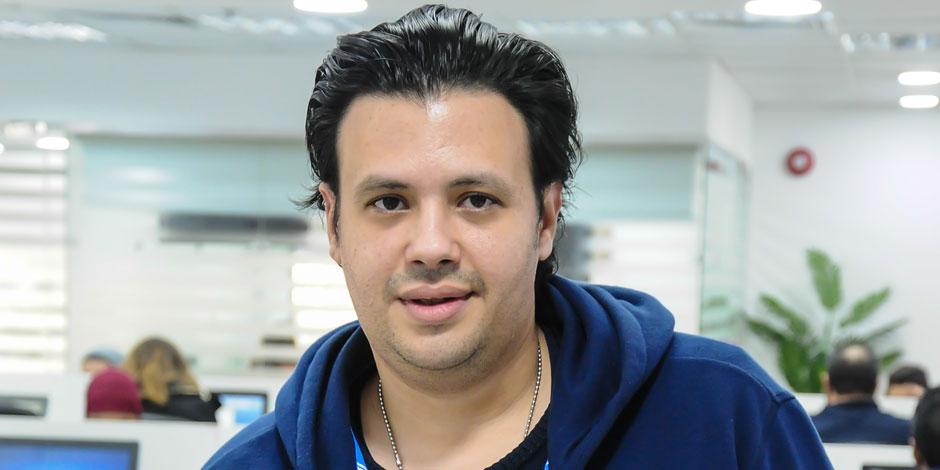 محمد صلاح وساندرا نشأت يجمعهم حب الوطن والعمل