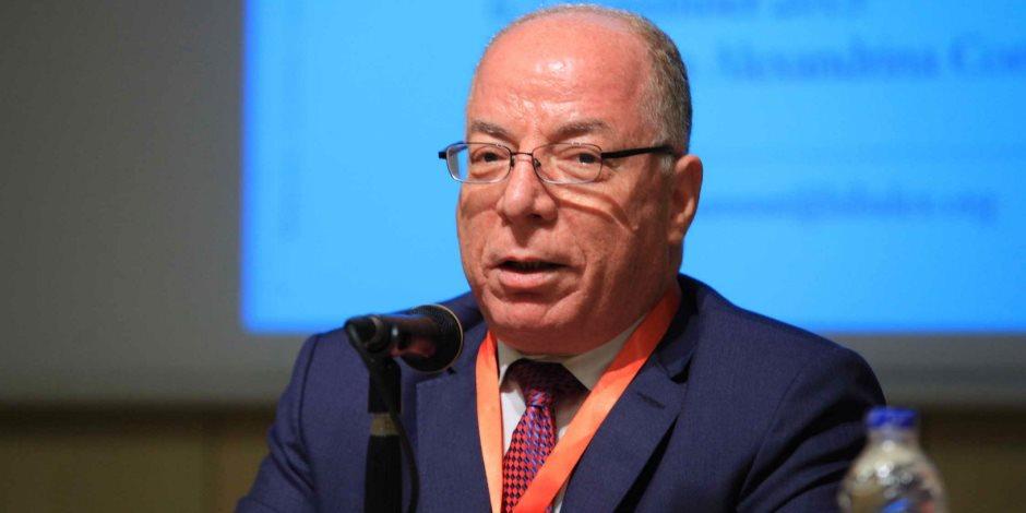 وزير الثقافة ينعي رئيس الرقابة على المصنفات الفنية السابق