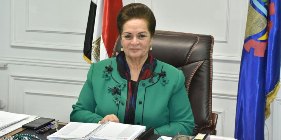 نادية عبدة: انتهاء الأعمال بخط مياه النوبارية في البحيرة بتكلفة 80 مليون جنيه