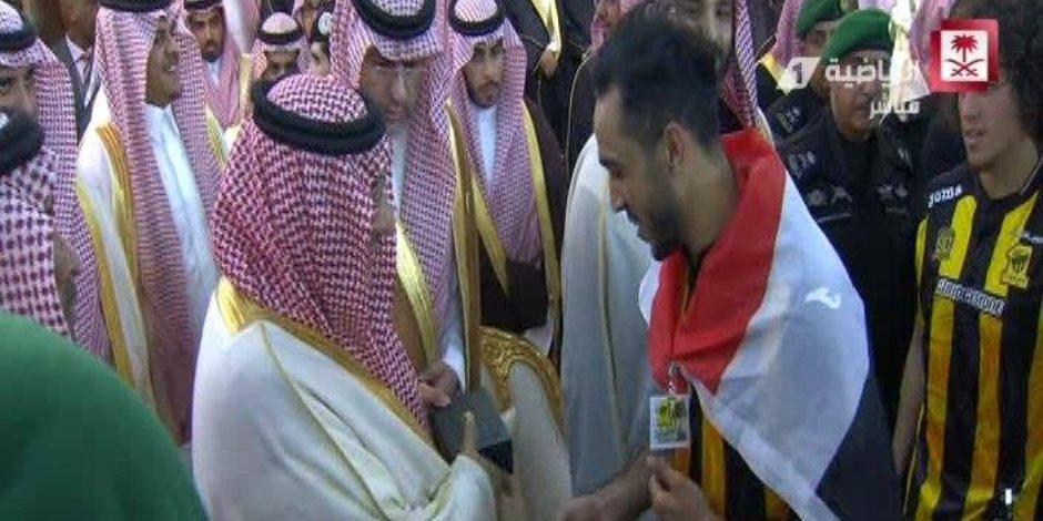 كهربا يصعق النصر السعودي ويقود الاتحاد للتتويج بكأس ولي العهد (فيديو)