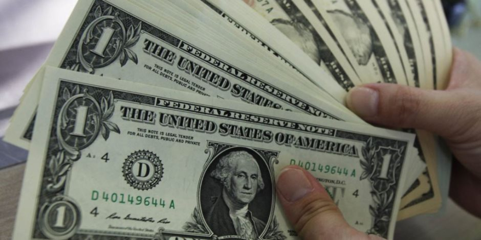 سعر الدولار اليوم الإثنين 28-5-2018 والعملة الأمريكية تواصل الارتفاع