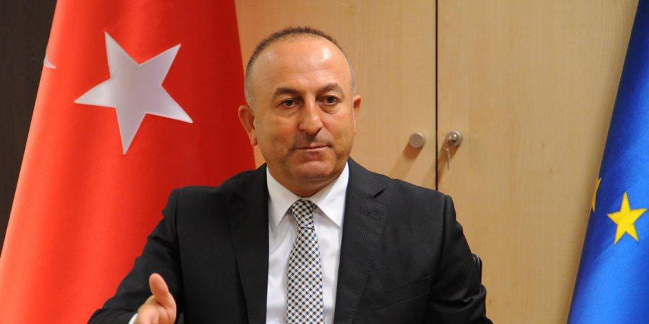 وزير الخارجية التركي: قرار إقامة القاعدة العسكرية في قطر قرار سيادي