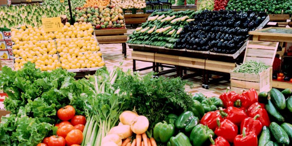 أسعار سوق الخضر والفاكهة اليوم الجمعة