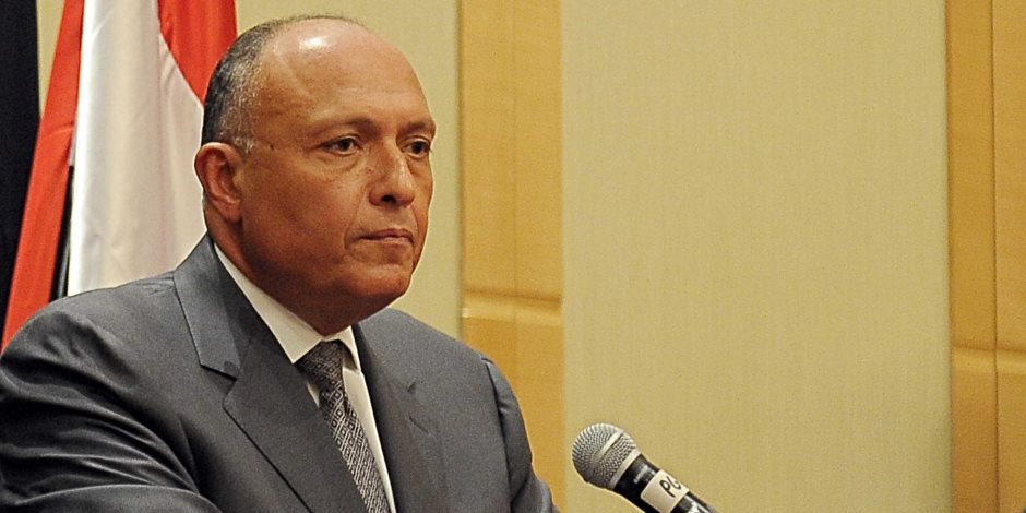 اليوم...وزير الخارجية يبحث فى ريجا تعزيز التعاون مصر ولاتفيا
