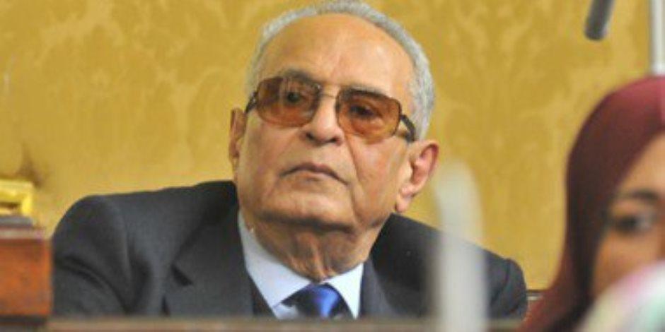 أبو شقة يطالب باستحداث وزارة لمكافحة الفساد وضبط المتحكرين
