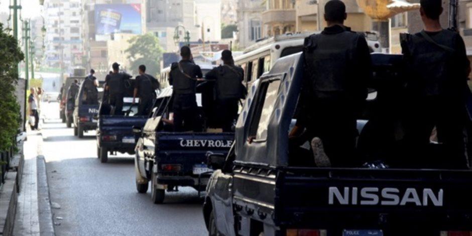 القبض على هاربين من تنفيذ 2329 حكما قضائيا في الإسكندرية