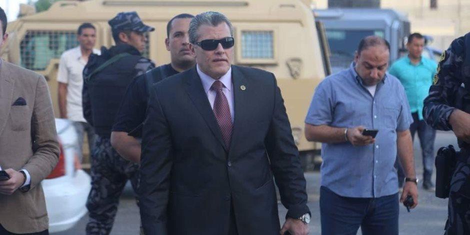 مدير أمن «شمال سيناء»: التحقيقات كشفت تورط أجهزة أجنبية في دعم الإرهاب