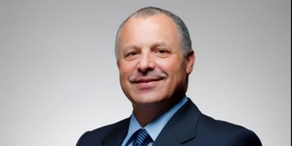 أبوريدة يدعم نائب الرئيس في قائمة محمود طاهر