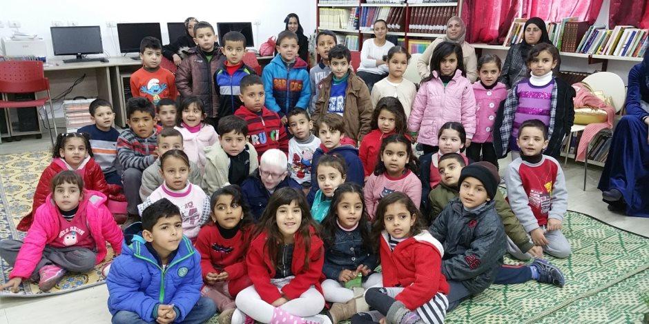 ضبط شخص بتهمة تجميع أطفال قرى العياط واستغلالهم في جمع القمامة