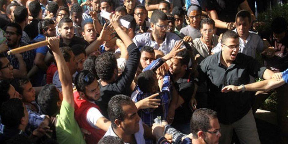 نكشف حقيقة واقعة تعدي نجل شقيق عضو مجلس النواب على ضابط شرطة أمام المواطنين