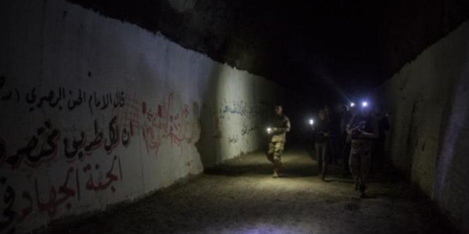مرور القاهرة: غلق نفق زهراء المعادي 48 ساعة
