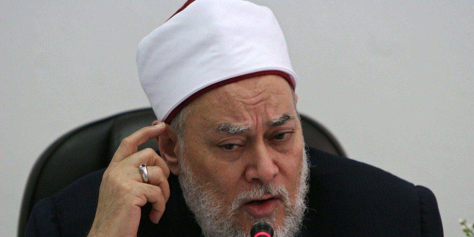 """على جمعة: المقصود بـ """"الردة"""" هو السعى لتقويض المجتمع وليس الارتداد عن الإسلام"""
