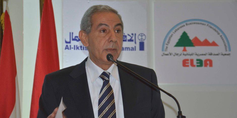 خلال زيارته للمحافظة اليوم .. وزير الصناعة يفتتح مصانع جديدة بالإسكندرية