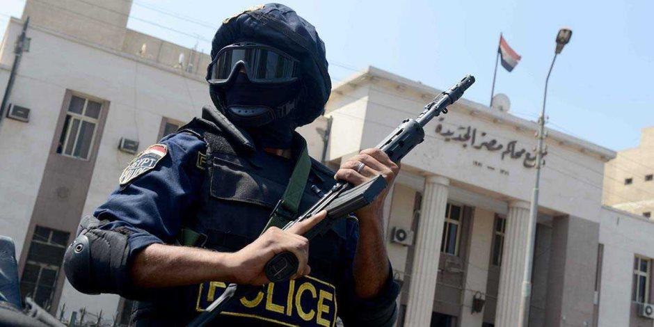استنفار أمني لملاحقة العناصر الإرهابية والإجرامية على مستوى الجمهورية