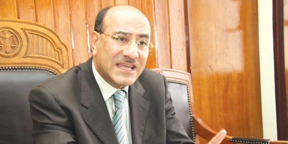 المحكمة الإدارية تحيل طعن هشام جنينه لإعفائه من منصبه لدائرة الموضوع