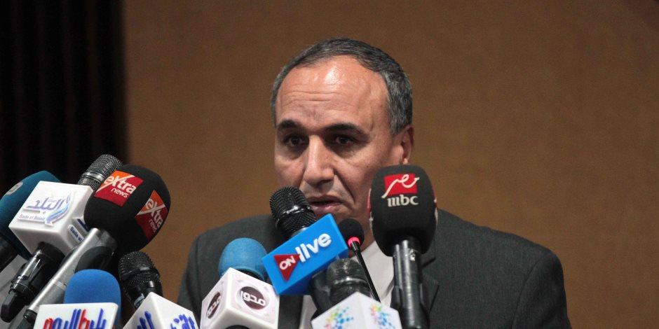 سلامة:موقفنا من قضية القدس واضح وإحالة أى مخالف لقرار التطبيع للتحقيق