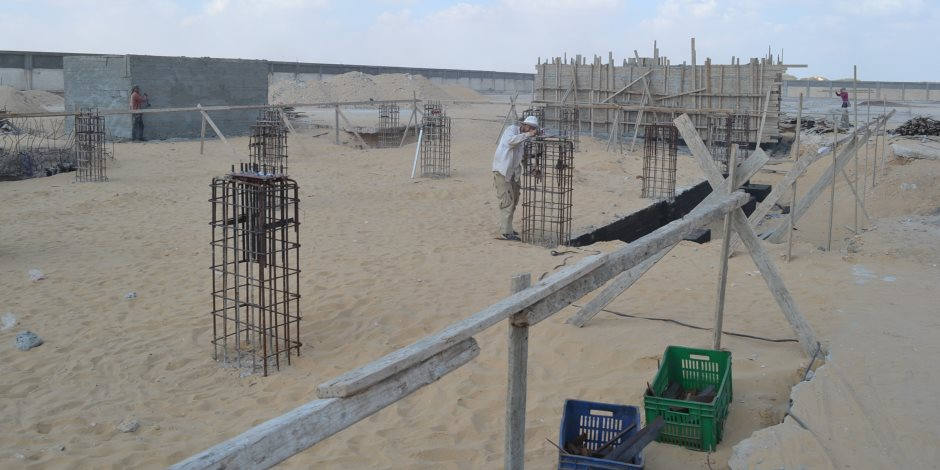 مناقصة عالمية لتوريد آلات ومعدات لإنشاء مصنع للرمال السوداء بكفر الشيخ