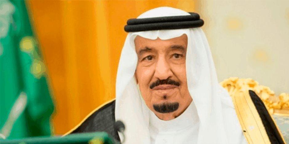 الملك سلمان يهنئ الرئيس السيسي هاتفياً بفوزه فى الانتخابات الرئاسية