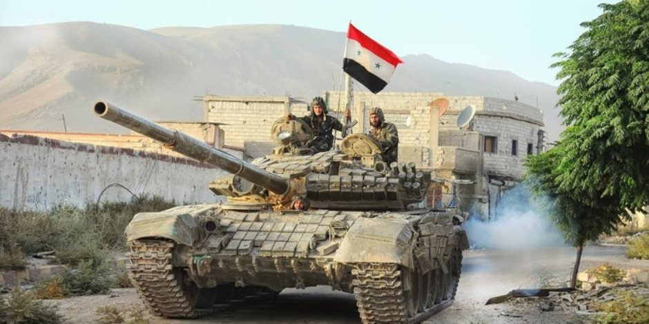 تقدم جديد للجيش السوري.. تطهير  ريف حماة وإدلب من الإرهابيين