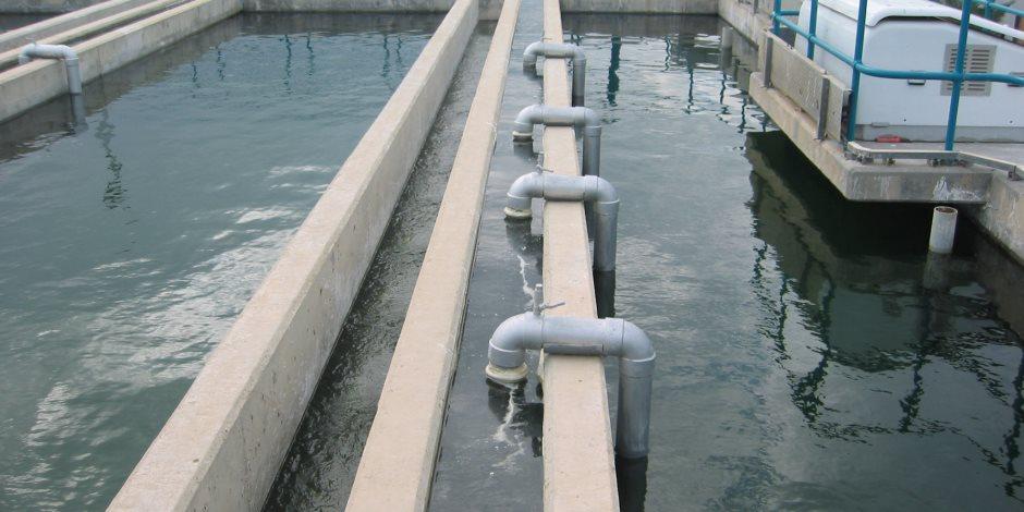 انتهاء أزمة اختلاط مياه الشرب بالصرف الصحي في السنطة بالغربية