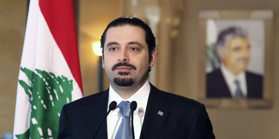 رئيس وزراء لبنان يطالب اللبنانيين النظر لمصلحة البلاد أولا