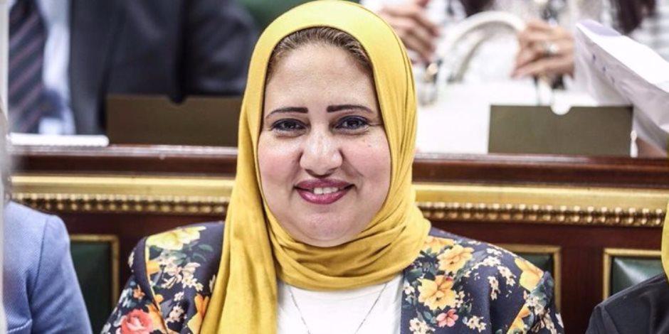 نائبة: ضبط 58 ألف طن لحوم فاسدة رسالة قوية ولا تهاون في صحة المصريين