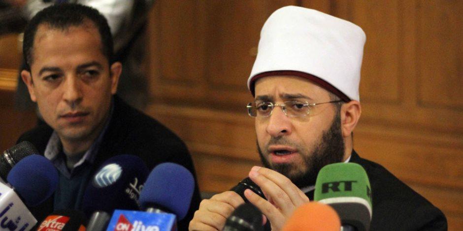 أسامة الأزهري عن حادث فرنسا الإرهابي: عمل إجرامي يسئ للإسلام