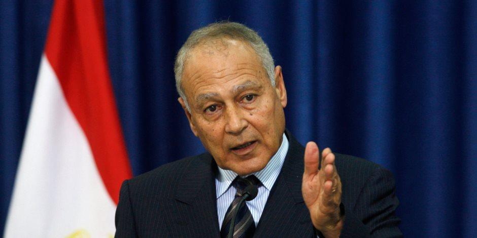أبو الغيط يلتقي الرئيس التونسي لاستعراض نتائج القمة العربية
