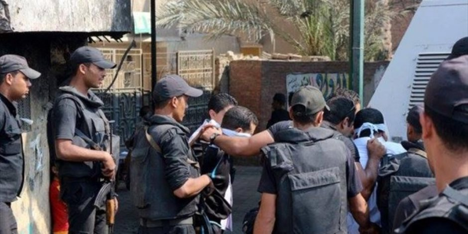 """أخيرا.. سقوط عصابة """"ارجع يامحمد أبوك لقى آثار"""" في قبضة الأمن"""